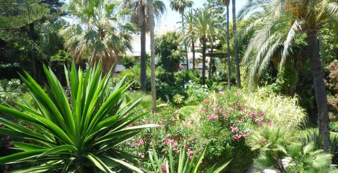 Apartment for rent in Puente Romano, Marbella Golden Mile