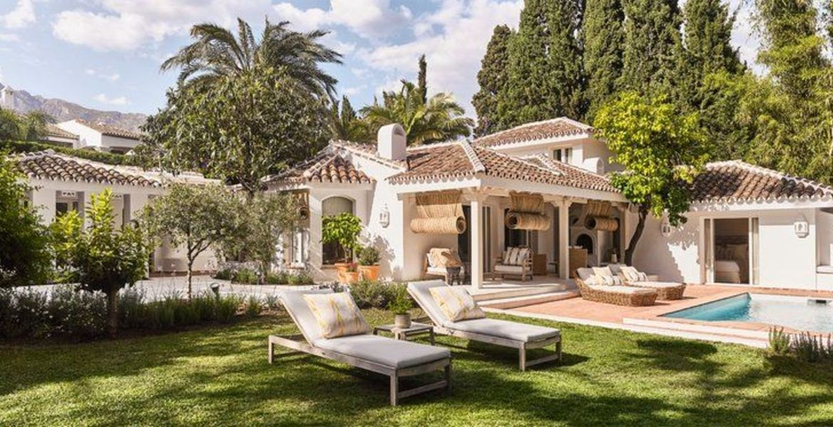 Luxury Villa en Golden Mile