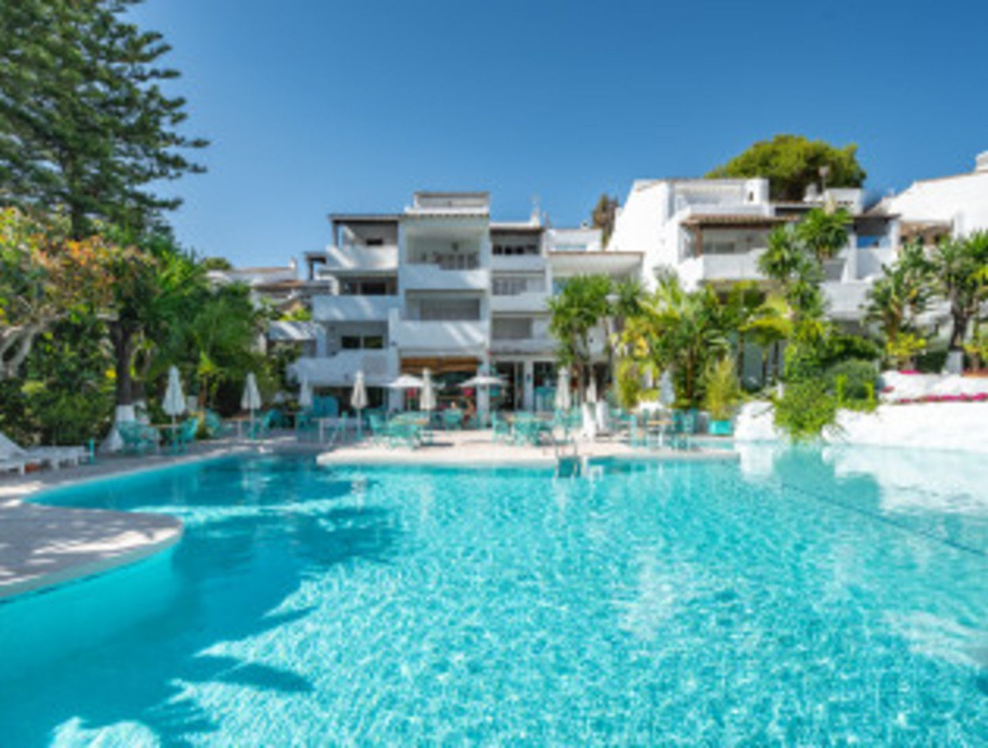 Apartment Marbella Golden Mile Puente Romano
