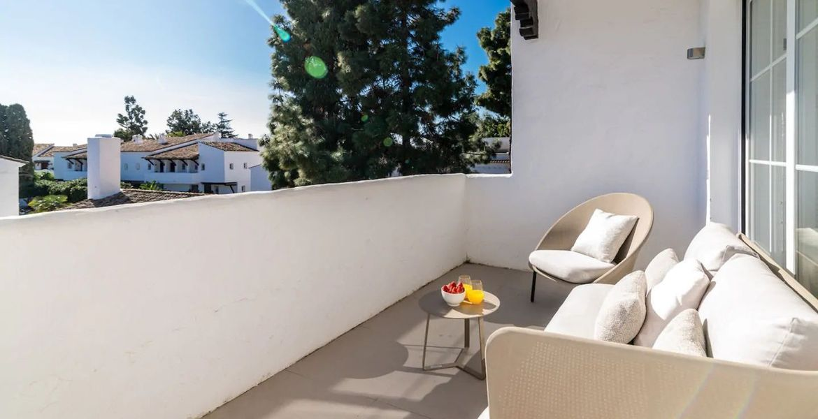 Apartment for rent in Puente Romano