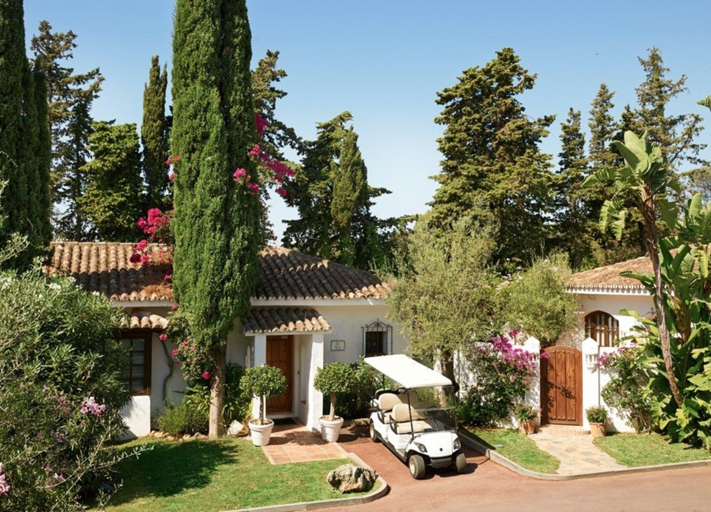 Two-Bedroom Villa Marbella Club