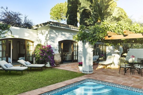 Two Bedroom Villa with Swimming Pool Marbella Club