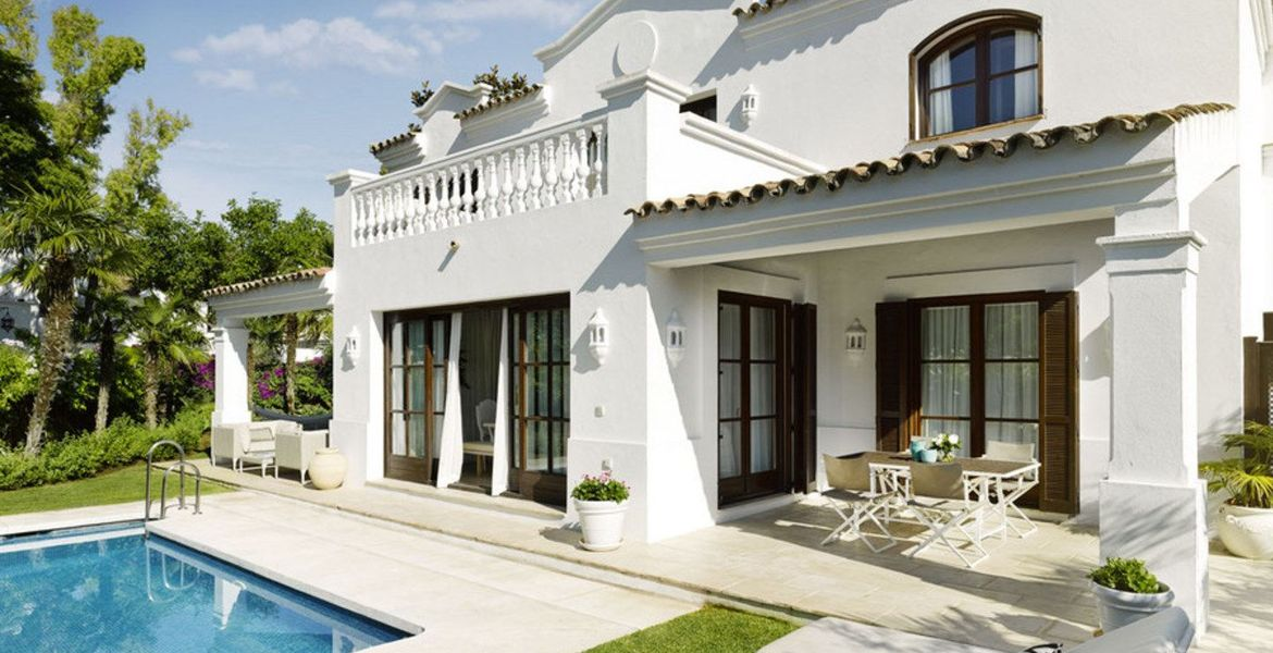 Five Bedroom Villa Marbella Club
