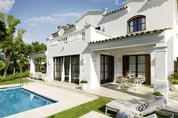 Villa de cinco dormitorios Marbella Club