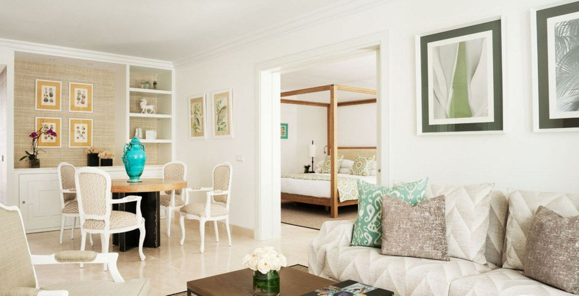 Suite en Marbella Club